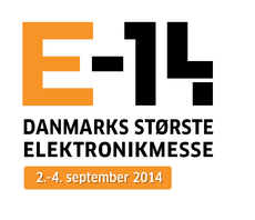 E-14 Elektronikmesse, 2-4 september 2014